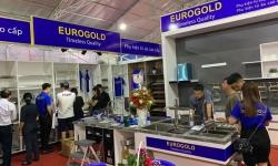Sự bùng nổ của Eurogold tại hội chợ triển lãm Vietbuild 2020