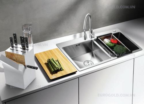Chậu rửa bát Eurogold có tốt không ?