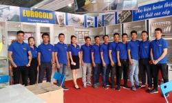 Thành công ngoài mong đợi của Eurogold tại hội chợ Vietbuild 2019