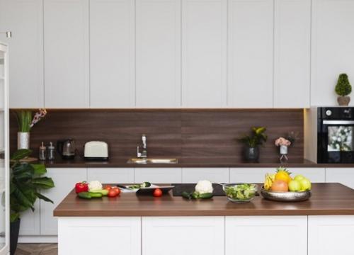 Tổng hợp những phụ kiện tủ bếp trên hiện đại và sang trọng