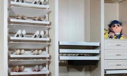Tiện ích khi sử dụng phụ kiện tủ quần áo thông minh