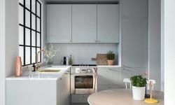 Mê mẩn 10 mẫu thiết kế phòng bếp đẹp và đơn giản mới nhất năm 2020