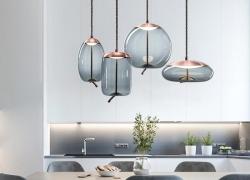 Chiêm ngưỡng các mẫu đèn thả bàn ăn đẹp và hot nhất 2020