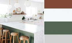 15+ Cách phối màu tủ bếp: Nhìn là nghiện