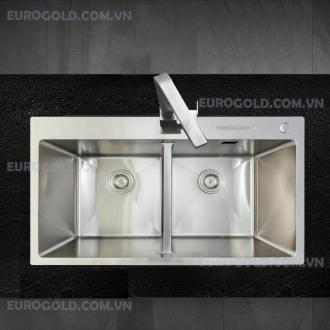 Chậu rửa bát EUS47848 Eurogold