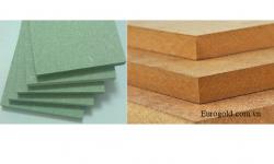 Sự giống và khác nhau của gỗ MDF lõi xanh chống ẩm và Gỗ MDF thường