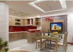 Trần thạch cao phòng bếp: Lợi ích khi sử dụng, phân loại, lưu ý cần biết