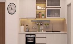Tư vấn thiết kế tủ bếp dài 2m khoa học hợp lý