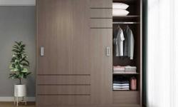 Phụ kiện chống cong cánh tủ áo – lựa chọn sáng suốt cho nội thất gỗ