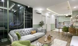 Mẫu thiết kế nội thất chung cư 70m2 : Bất kì ai cũng phải thích