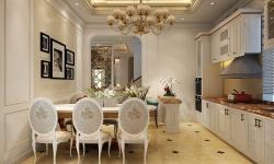 Thiết kế phòng bếp đẹp và hiện đại xu hướng mới nhất 2021