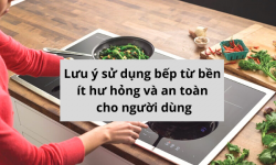 9 lưu ý khi sử dụng bếp từ không thể bỏ qua!