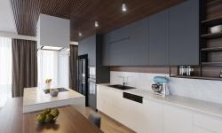 Xu hướng thiết kế phòng bếp đẹp và hiện đại mới nhất 2021