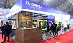 Sức nóng của gian hàng Eurogold tại Vietbuild Hà Nội 2021