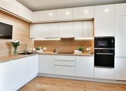 Bật mí cách phối màu cho phòng bếp đẹp hiện đại