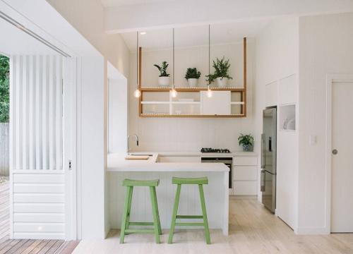 Tủ bếp thông minh cho bếp chật – Cần phải lưu ý những gì?