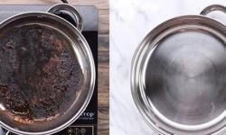 Nguyên nhân và cách xử lý khi nồi inox bị cháy đen