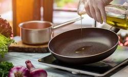 Chảo chống dính dùng cho bếp từ loại nào tốt, an toàn?