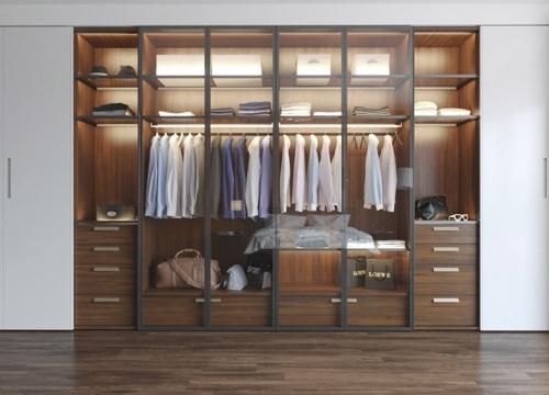 Kích thước tủ quần áo tiêu chuẩn hiện nay
