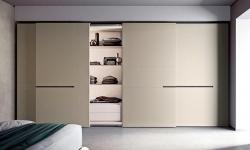 Mẫu tủ quần áo cửa lùa thiết kế hiện đại, sang trọng nhất hiện nay