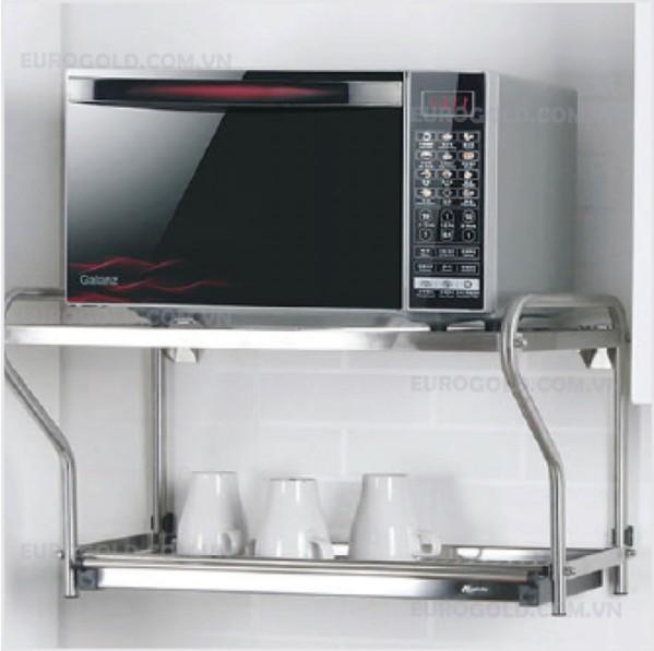 Giá để lò vi sóng kết hợp đựng ly cốc EU0560
