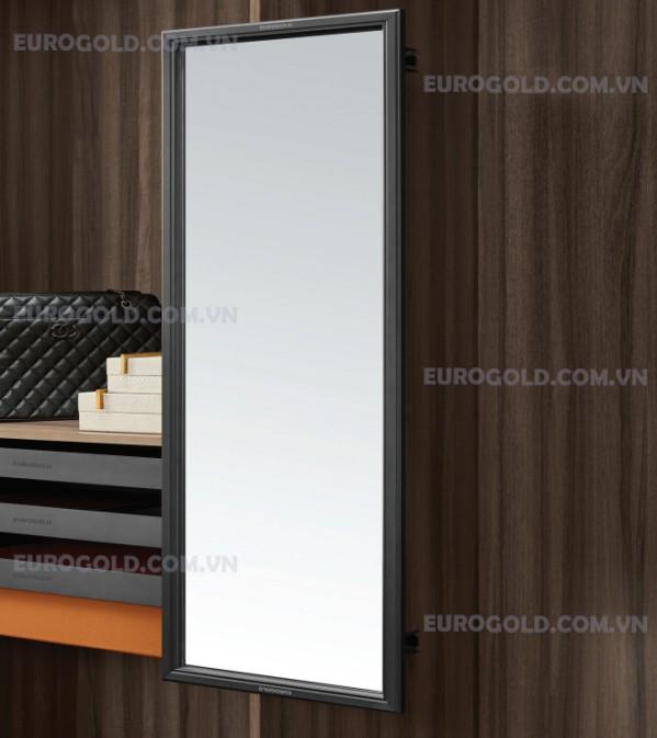 Gương âm tủ ray giảm chấn EUA1440B Eurogold