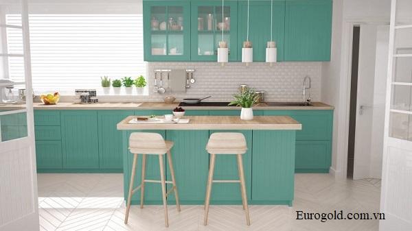 mê mẩn mẫu thiết kế phòng bếp đẹp