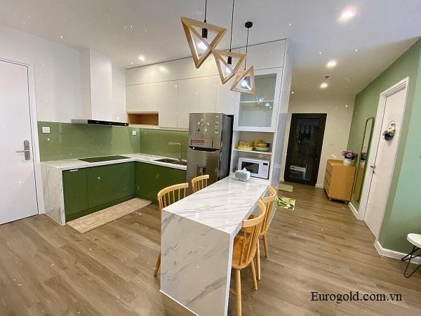 Thiết kế phòng bếp đẹp và đơn giản