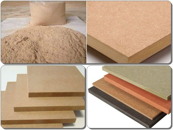 gỗ MFC, gỗ MDF, gỗ HDF, loại nào tốt hơn?