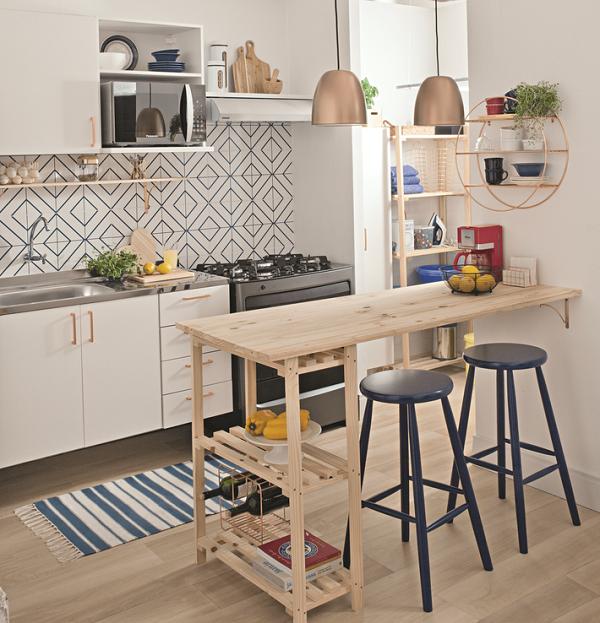 Gợi ý mẫu thiết kế phòng bếp nhỏ đẹp