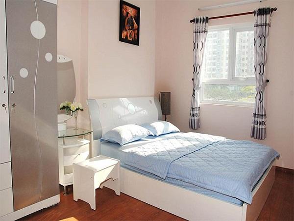 sắp xếp phòng ngủ nhỏ đẹp