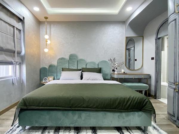 thiết kế phòng ngủ trong chung cư 70m2