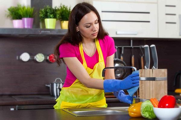 Khử mùi nhà bếp