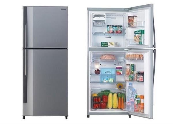 Tủ lạnh 2 ngăn, ngăn đá bên trên