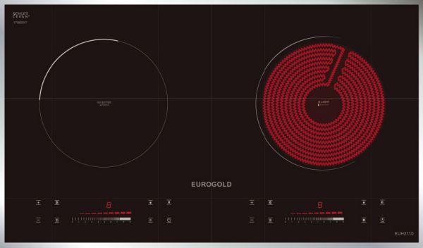 Mặt bếp từ EUH2110 Eurogold
